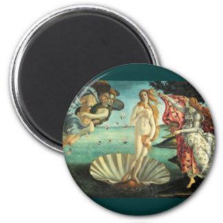 Birth of Venus, 1485 Magnet