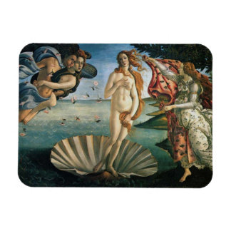 Birth of Venus by Botticelli Rectangular Photo Magnet