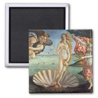 Birth of Venus by Botticelli, Renaissance Art Refrigerator Magnet