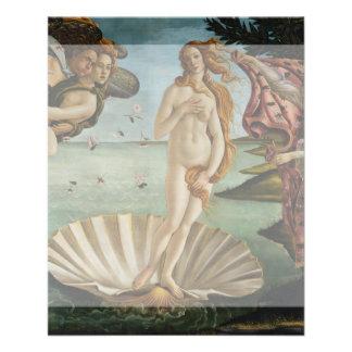 Birth of Venus by Sandro Botticelli 11.5 Cm X 14 Cm Flyer