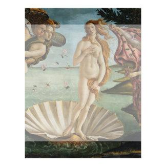 Birth of Venus by Sandro Botticelli 21.5 Cm X 28 Cm Flyer