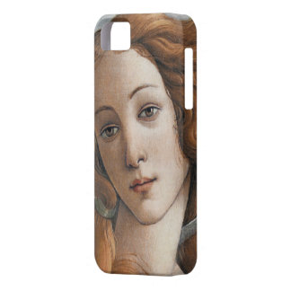 Birth of Venus close up head Case For The iPhone 5