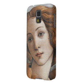 Birth of Venus close up in detail Sandro Botticell Galaxy S5 Case
