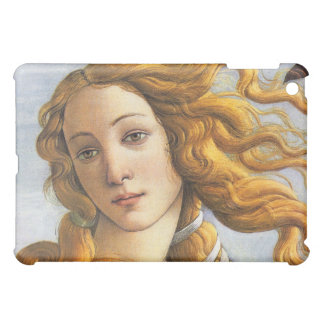 Birth of Venus detail, Botticelli iPad Mini Cases