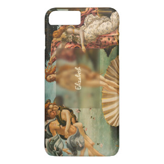 Birth Of Venus Funny Remake with Glass Phone Case
