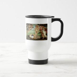 Birth of Venus - Japanese Chin 3 Mugs