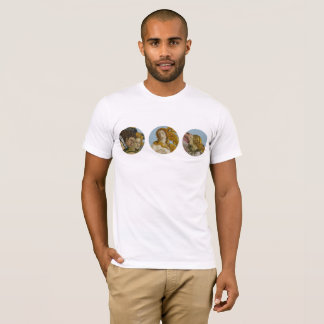 Birth Of Venus Mens T-Shirt