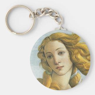 Birth of Venus Renaissance Fine Vintage Keychains