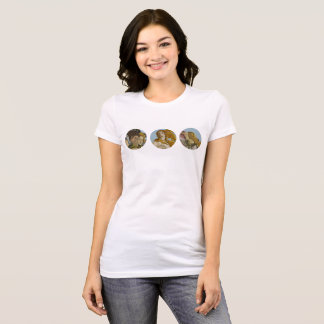 Birth Of Venus Womens T-Shirt