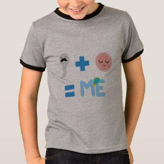 Birth Process Kids' Basic Ringer T-Shirt