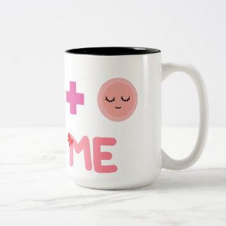 Birth Process Two-Tone Mug