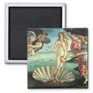 Birth Venus Botticelli Magnets
