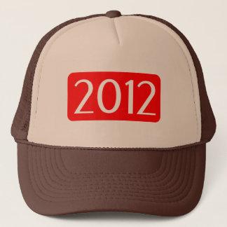 birth year 2012 number text trucker hat