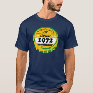 Birth Year T-Shirts - 1972