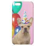 Birthay French Bulldog iphone 4 speck case iPhone 5C Cases