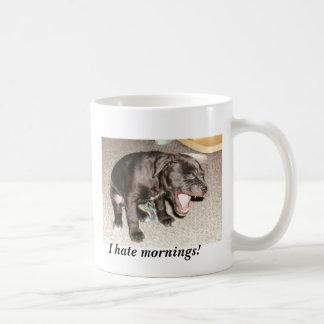 birthday 006 I hate mornings Mugs