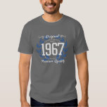 Birthday 1967 tshirt
