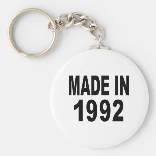 Birthday 1992 keychain