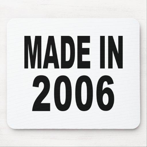 Birthday 2006 mouse pad