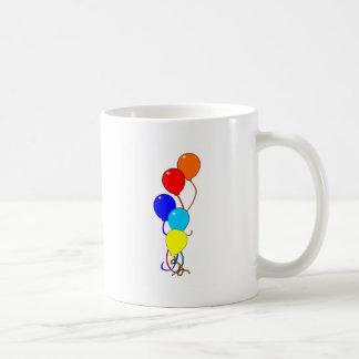Birthday Ballons Coffee Mug