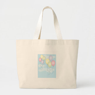 Birthday Balloons Tote Bags