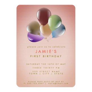 Birthday Balloons | Birthday Party