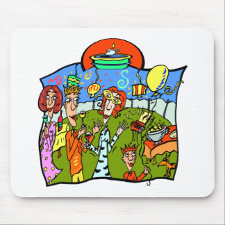 Birthday Bash 50th Birthday Gifts Mouse Pads