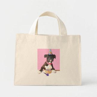 Birthday Boxer Tote bag