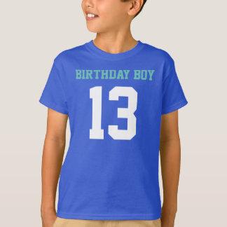 Birthday Boy 13 T-Shirt
