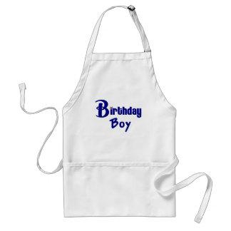 Birthday Boy Adult Apron
