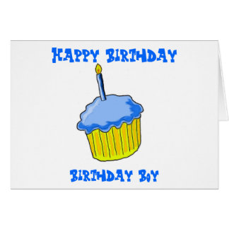 Birthday Boy Art Greeting Card