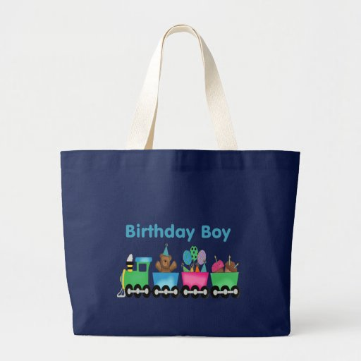 Birthday Boy Bag