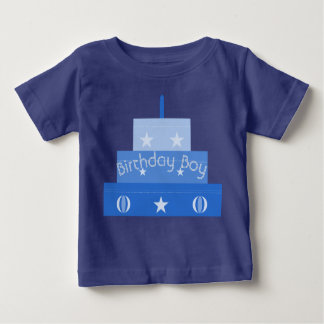 Birthday Boy Cake T-Shirt