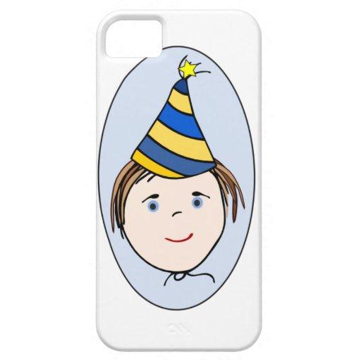Birthday Boy iPhone 5 Cases