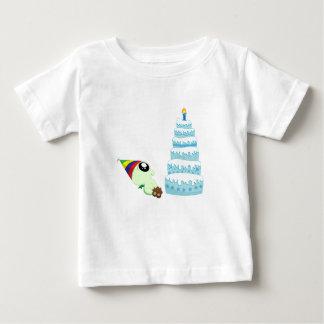 Birthday Boy Cthulhu Baby T-Shirt