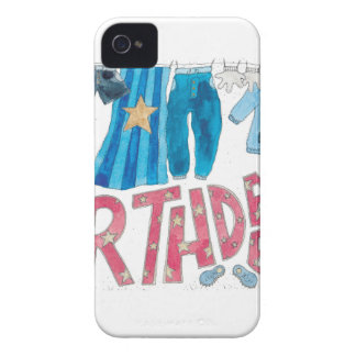 Birthday Boy iPhone 4 Cover