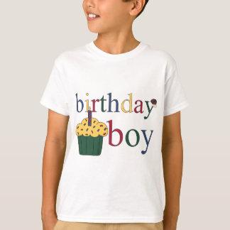 Birthday Boy Kid's Basic T-Shirt
