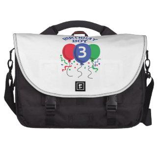 BIRTHDAY BOY THREE COMMUTER BAG