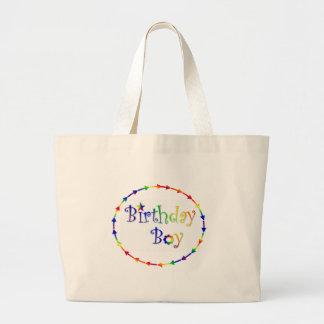 Birthday Boy Tote Bag