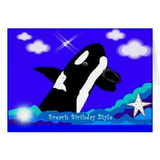 Birthday Breach Card