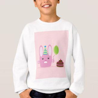 Birthday bunny sweatshirt
