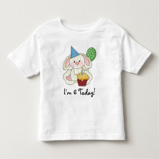 Birthday Bunny T-shirt