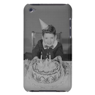 Birthday Cake Barely There iPod Cover