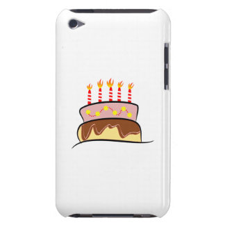 Birthday Cake Barely There iPod Covers
