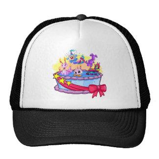 Birthday Cake Group Shot Cap