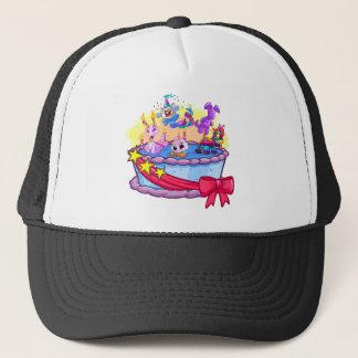 Birthday Cake Group Shot Trucker Hat