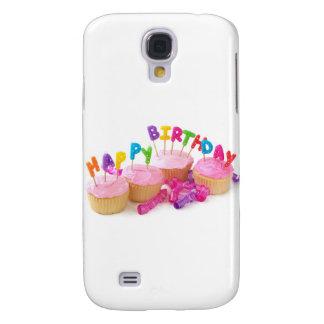 Birthday-cake-happy.jpg Samsung Galaxy S4 Covers