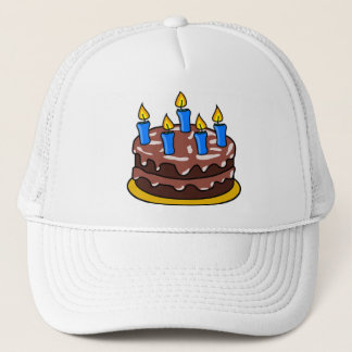Birthday cake 🎂 hat, for sale ! trucker hat