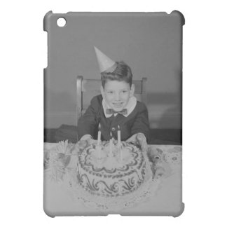 Birthday Cake iPad Mini Cases