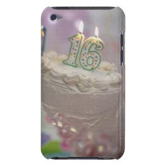Birthday cake iPod touch case